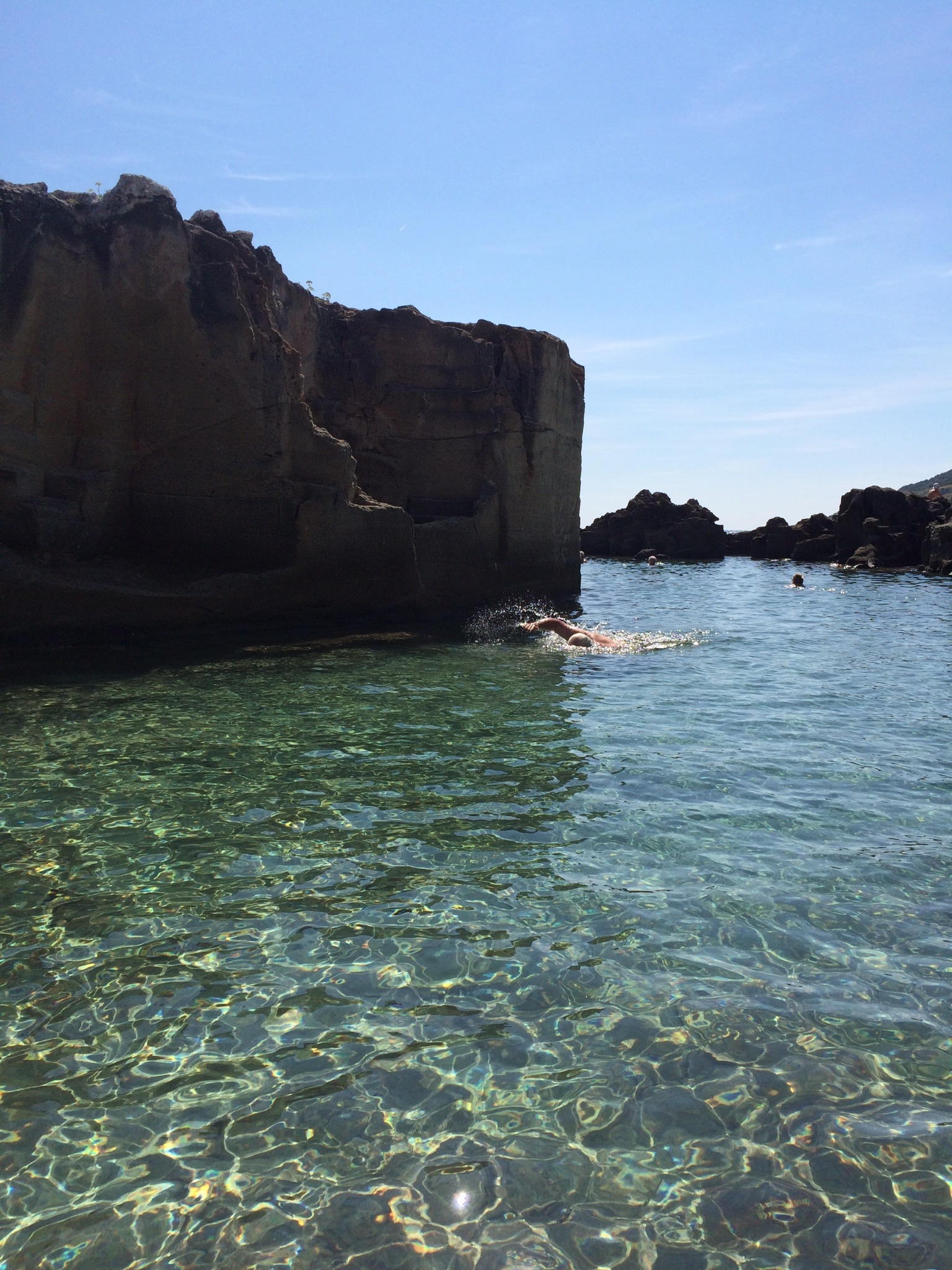 La piscina naturale di marina serra tututaratoes - Marina serra piscina naturale ...